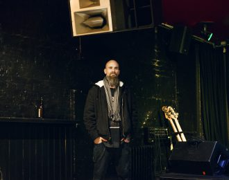 Nick Oliveri by Ellie Smith