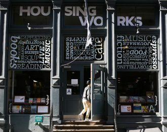 Housing Works Bookstore Cafe_Housing Work Bookstore Cafe_1